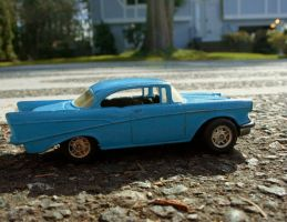 Chevy in the Sun by vanityxxinsanity
