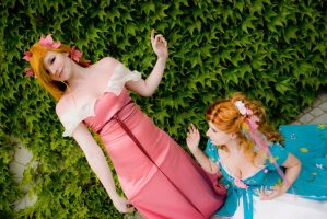 ENCHANTED: Giselle and Giselle by Nami06