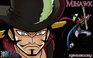 One Piece Mihawk 0016 by kenseigoku