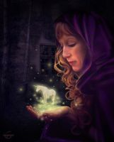 Magic by CassiopeiaArt