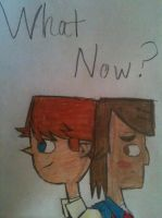 What Now? Cover by creativetomboy