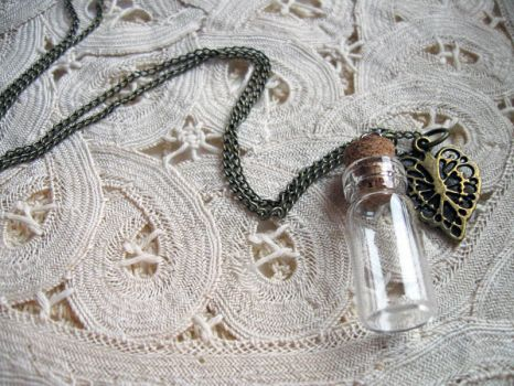 The Lovers Bottle n011 by candycrack