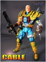 Cable Portrait by Lokoboys