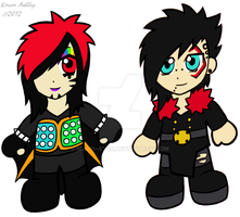 BOTDF Refs.. by Mako-Eyed