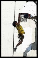 Basketball by ilyak