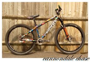 cannondale chase by discodan