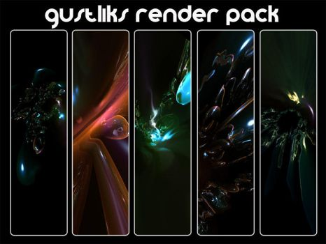 gustlik's render pack by gustlik