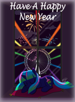 Happy New Year by familyof6