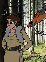 Admin HTTYD AU - Me and My Timberjack by WiltingDaisy