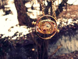 Hermione's Time Turner by schilles-photography