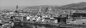 Firenze Panorama by mlhplt