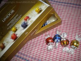VERY OLD LINDT XD by HeartANGELfied