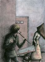Silent Hill by Lorey