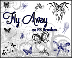 PS Fly Away by Illyera