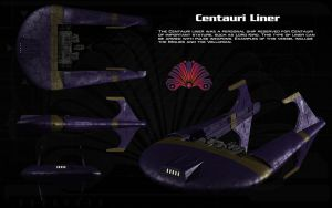 Centauri Liner ortho by unusualsuspex