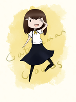 Hajime! by ForeverMuffin