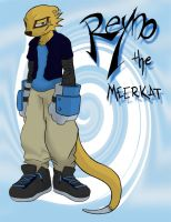 Reyno The Meerkat by marcus3000