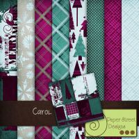 carol-paper street designs by paperstreetdesigns