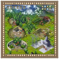 My Land Gameboard by chamakoso