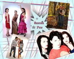 Senior Fun Collage by dnaphotographic