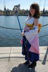Final Fantasy X - Cosplay Yuna by XHarmonySpiritX