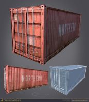 Cargo Container by CCrumpler