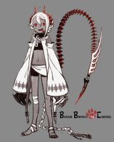 BRS-styled character design 02 by Yeale