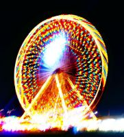 Wheel of Colour by yeomannn