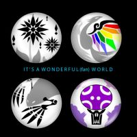 It's a wonderful fan world by KingMonster
