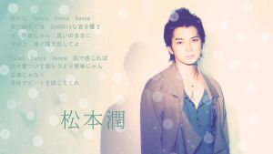 MatsuJun - Beautiful World by Mizu-chan-x3