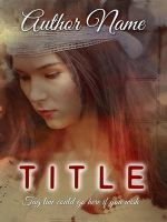 Bc 153 Pre-made Book Cover ) by FrinaArt