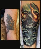 Coverup by seanspoison