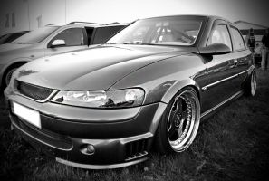 Opel Vectra by Clipse89