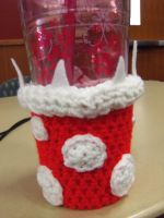 Piranha Plant Cup Coozie by kittylvr8577