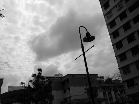 The Lamp and the Cloud by abyssblue