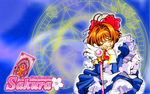 CCS Wallpaper 'Wonderland' by ABC-123-DEF-456
