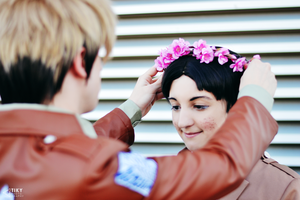 JeanMarco ~ SnK by TikyTheRipper