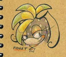Fidget Head by kittygurl521