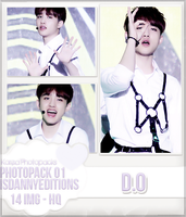 D.O (EXO) - PHOTOPACK#01 by JeffvinyTwilight