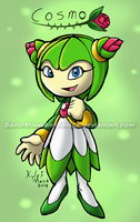 Cosmo The Seedrian by SailorMoonAndSonicX
