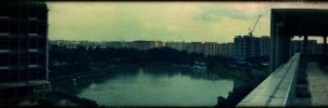 Yishun Lake by Joslau-Designs
