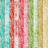 I Loved Today Damask by harperfinch