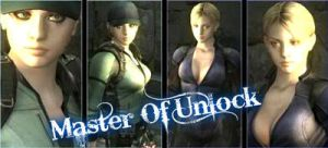 Jill Valentine master of unlock by clairelisa