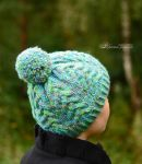 Forest lake Hat by Hitrinka