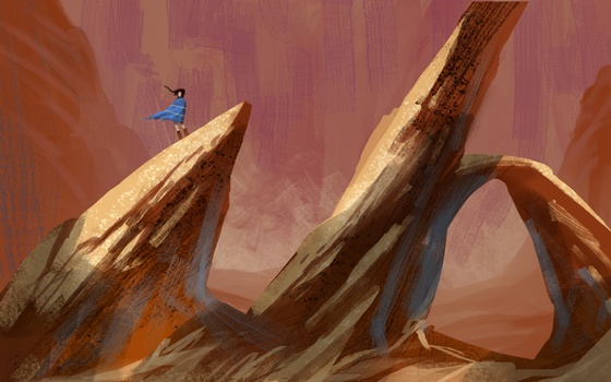 Canyon by mehchall
