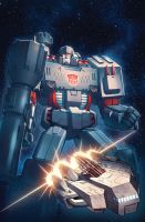 TF MTMTE #28 cover colors by khaamar