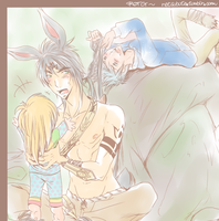 [ROTG] Happy Family by naccholen