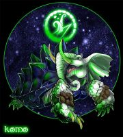 +DS+: The Resrei : Komo by Droemar
