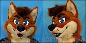 Morgan Dhole by jillcostumes