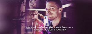 Arrow  Olicity forever by N0xentra